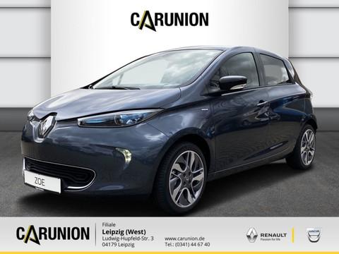 Renault ZOE LIFE Limited Batteriemiete h