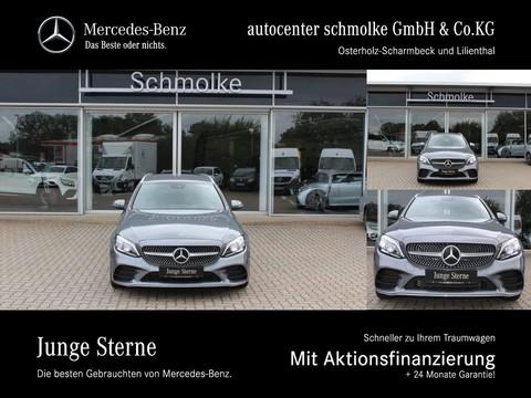 Mercedes-Benz C 180 T AMG EASY-PACK MULTI-BEAM etc