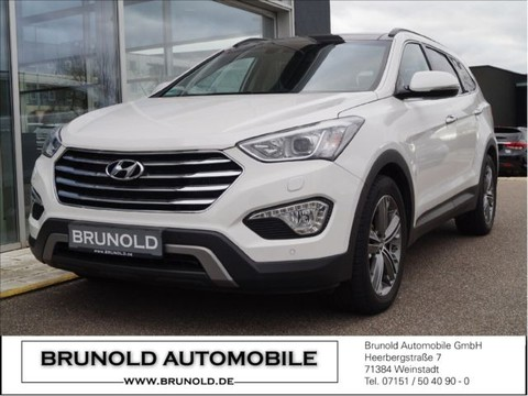 Hyundai Grand Santa Fe 2.2 CRDi Premium Automatik
