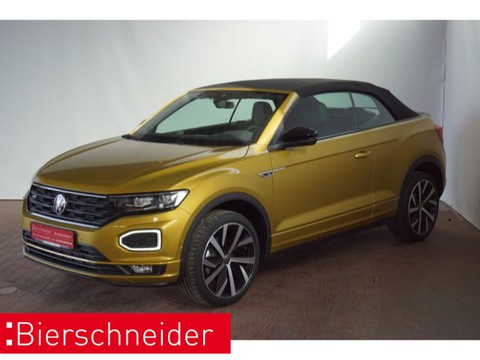 Volkswagen T-Roc Cabriolet 1.5 TSI T-Roc Cabrio R-Line 19 BEATS