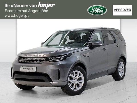 Land Rover Discovery 3.0 TD6 SE
