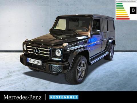 Mercedes G 350 d Ltd Edition Sportpaket