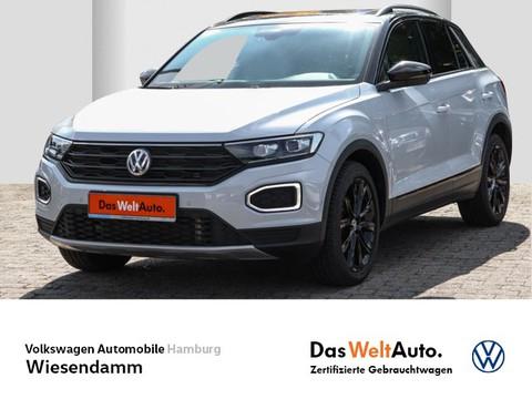 Volkswagen T-Roc 2.0 TSI Sport Std Hzg EGD