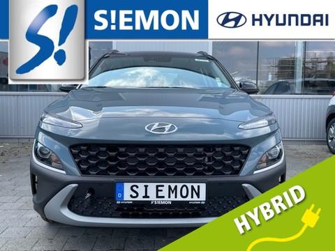 Hyundai Kona 1.6 FL HYBRID Trend Krell Dachlack Ambiente