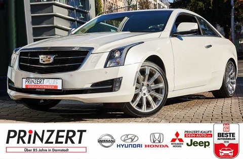 Cadillac ATS 2.0 L Coupe Turbo Automatik Luxury