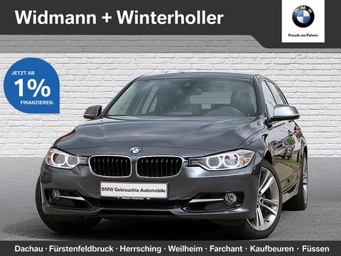 BMW 330 d xDrive Sport Line Bus