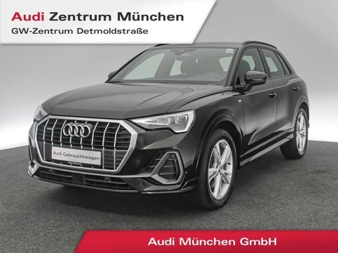 Audi Q3 45 TFSI qu S line el