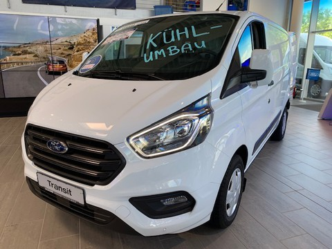 Ford Transit Custom 2.0 TDCi 280 L1 Trend (EURO 6d-)