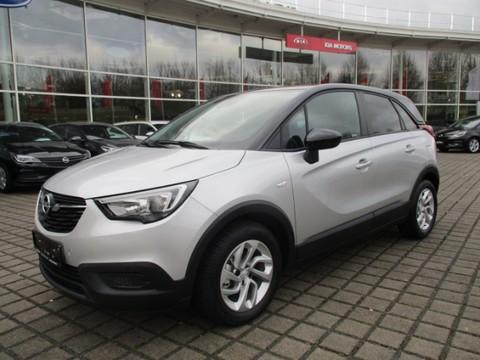 Opel Crossland X 1.2 Edition Komfort & Sicht-Paket