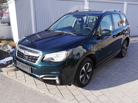 Subaru Forester 2.0 D EXCLUSIVE AUTOMATIC