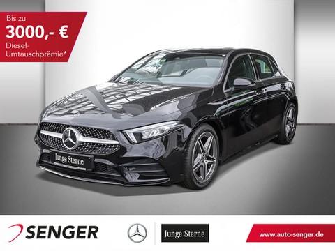 Mercedes-Benz A 180 AMG-LINE BREMS-PARK-SPUR