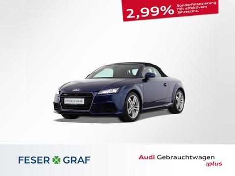 Audi TT 2.0 TFSI quattro 2x S line 18`