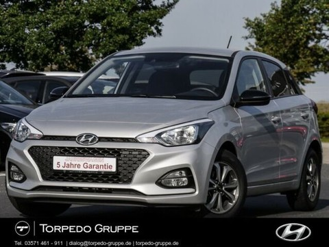 Hyundai i20 1.2 5-Tü Benzin M T 84PS SoEd YES uv