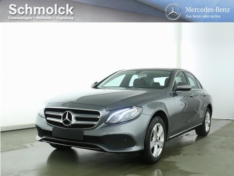 Mercedes E 200 d Avantgarde Business-P