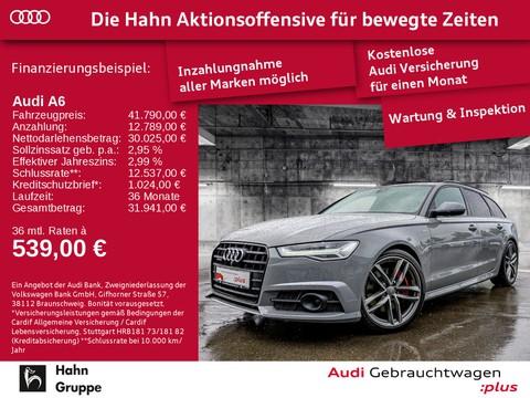 Audi A6 3.0 TDI Avant Comp Lane Side