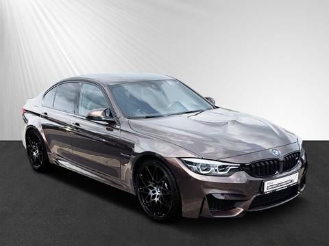 BMW M3 Competition Individual Macadamia Komf