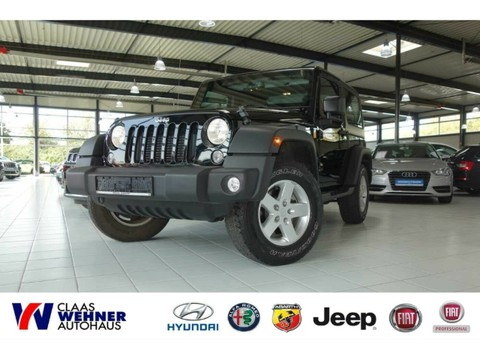 Jeep Wrangler 2.8 Hard-Top CRD Sport
