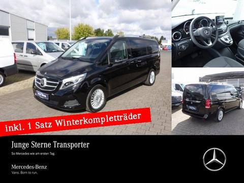 Mercedes V 220 d Edition lang 2xSchieb