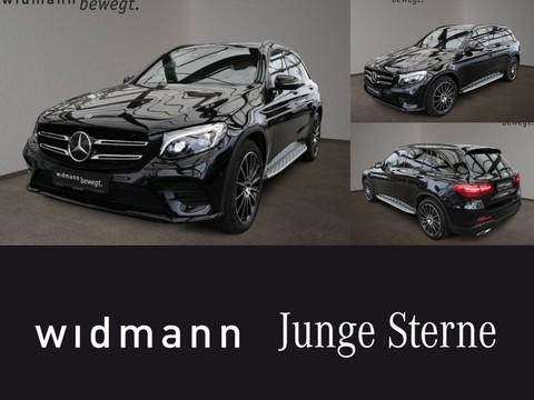 Mercedes-Benz GLC 300 AMG Burmester NightPaket