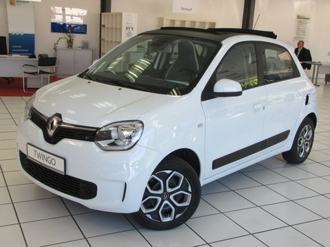 Renault Twingo Limited SCe 75 Start & Stop OPEN