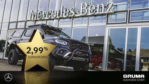 Mercedes-Benz X 350 D POWER EDT HUNTER UMBAU