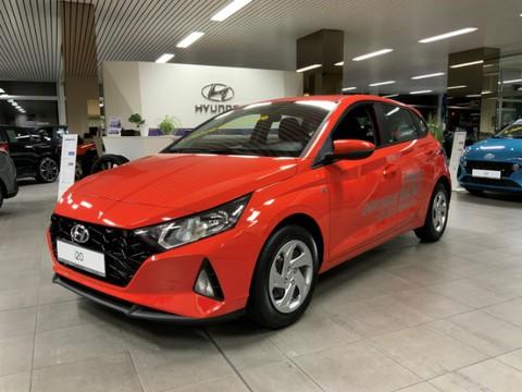 Hyundai i20 1.2 2021 Benzin Select Funktionspaket