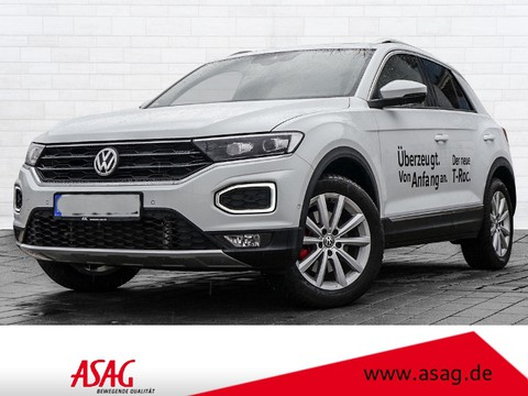 Volkswagen T-Roc 2.0 TSI Sport