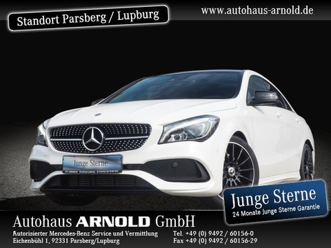 Mercedes-Benz CLA 250 AMG Line Night