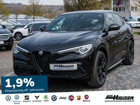 Alfa Romeo Stelvio 2.2 MY21 Diesel AT8 Q4 VELOCE