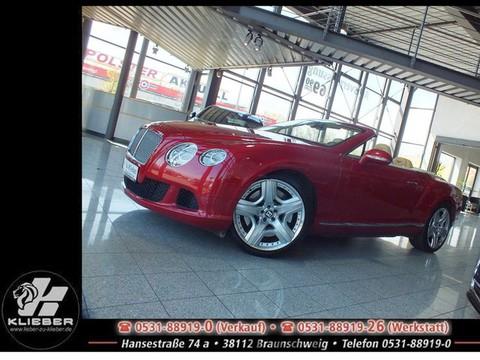 Bentley Continental GTC W12 MASSAGE 21