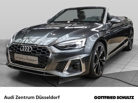 Audi A5 Cabriolet S-Line 40 TFSI