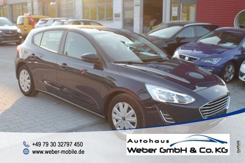 Ford Focus 1.0 Lim EcoBoost Trend WLTP Spurhlteassistent