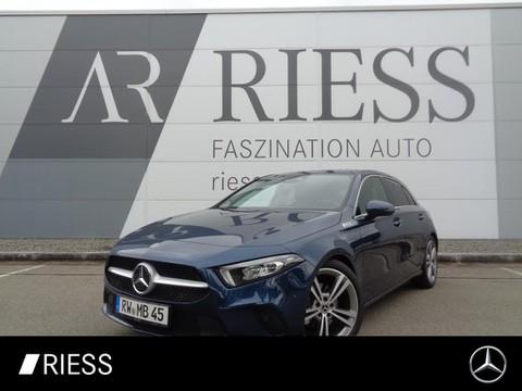 Mercedes-Benz A 200 d PROGRESSIVE MBUX AUGMENTED DA