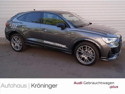 Audi Q3 2.2 S line 40 TFSI quattro verf 10
