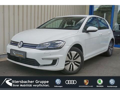 Volkswagen Golf VII e-GOLF Klimautomatik