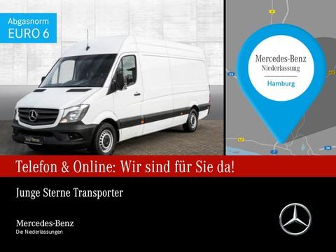 Mercedes-Benz Sprinter 314 d Kasten Hoch Lang