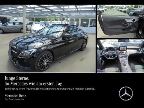 Mercedes C 400 Coupé AMG Night COM Ka