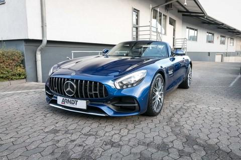 Mercedes-Benz AMG GT R oadster RIDE CONTROL BM AMGAbgas