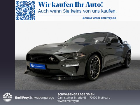Ford Mustang 5.0 Ti-VCT Fastback V8 GT