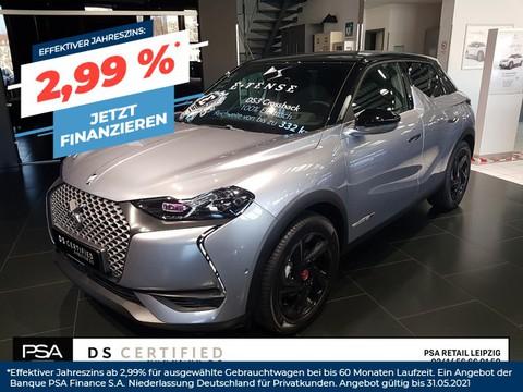 DS Automobiles DS 3 Crossback E-TENSE PERFORMANCE LINE