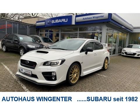 Subaru WRX STI 2.5 Sport Gewindefahrwerk STI Spoilerpaket Deutsches Auto