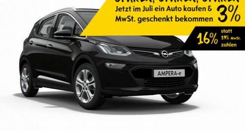 Opel Ampera e Plus Elektromotor Umweltbonus