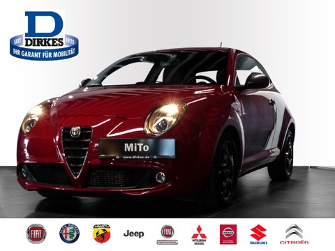 Alfa Romeo MiTo 1.4 Quadrifoglio Verde TB 16V MultiAir AUTOMATIK
