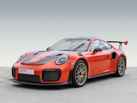 Porsche 991 911 GT2 Liftsystem Clubsportpaket