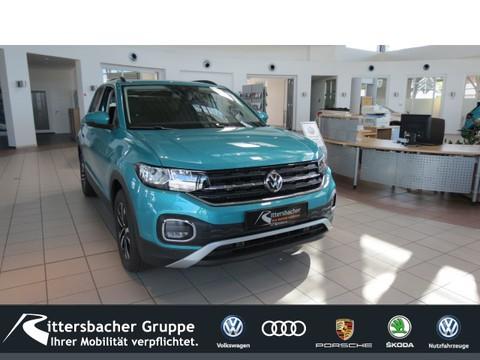 """Volkswagen T-Cross 1.0 l TSI """"UNITED"""" OPF"""