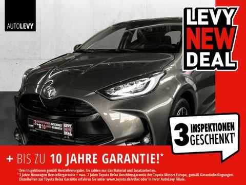 Toyota Yaris 1.5 l Team Deutschland