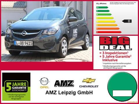Opel Karl 1.0 Edition Berganfahrhilfe metallic
