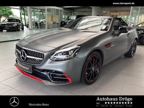 Mercedes-Benz SLC 43 AMG RedArt Edition