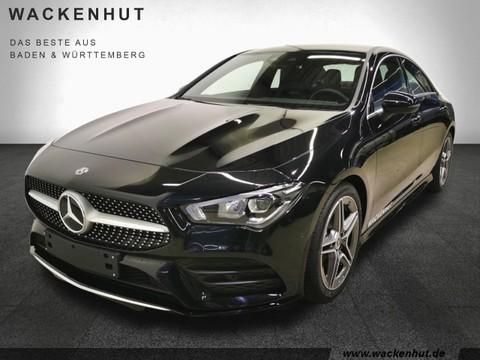 Mercedes-Benz CLA 180 d AMG Line BUSINESS PARK-PAK SPIEGEL-PAK
