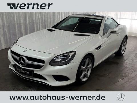 Mercedes-Benz SLC 200 Park